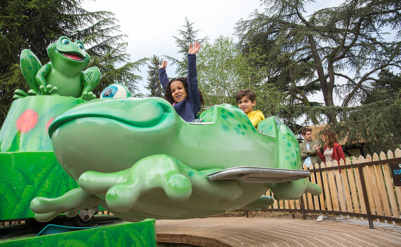 Attractions Jardin D Acclimatation